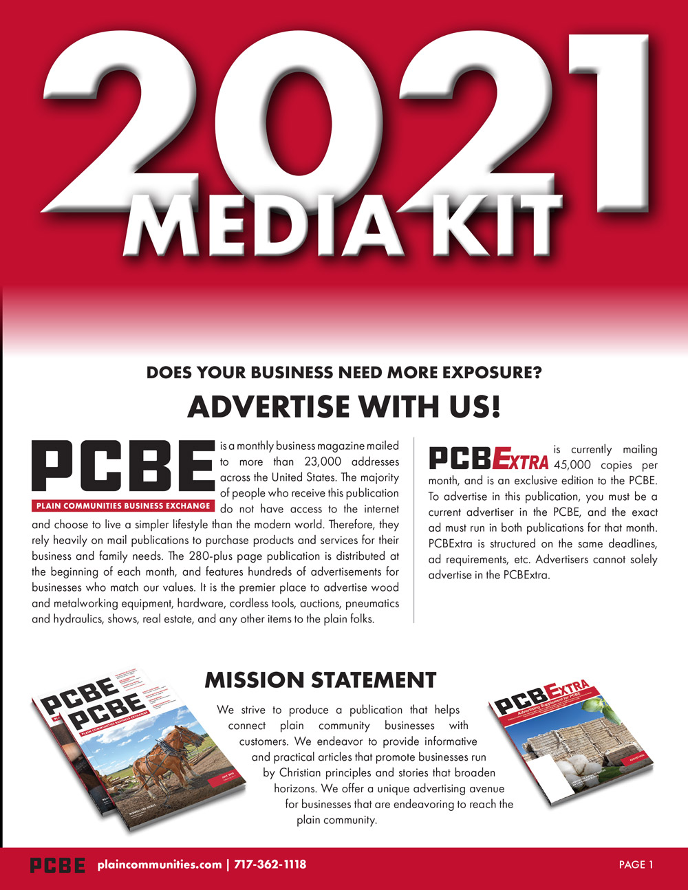 Media Kit sample